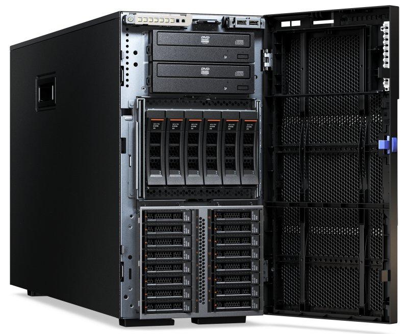Сервер Lenovo x3650 M5 8871EFG